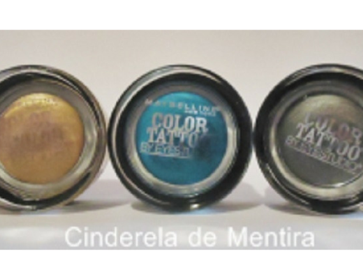 Sombras Color Tattoo da Maybelline