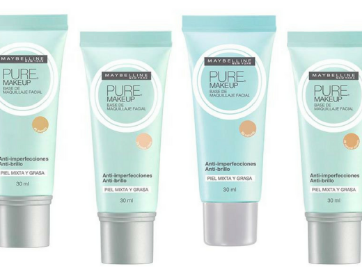 Base Pure makeup da Maybelline