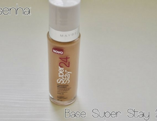 Base Super Stay 24h da Maybelline
