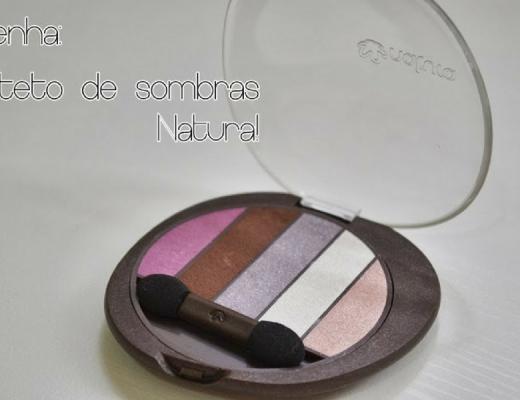 Quinteto de sombras Natura