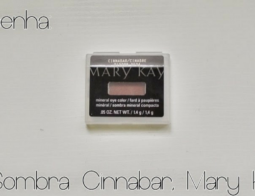 Sombra Cinnabar da Mary Kay