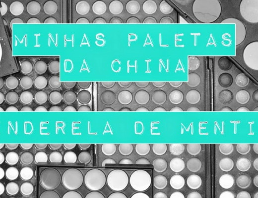 Tudo sobre as paletas da China