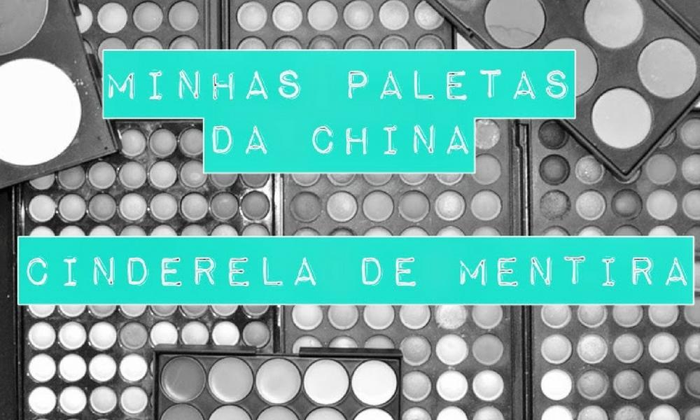 Tudo sobre as paletas da China