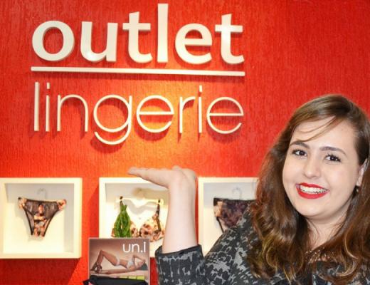Lançamentos no Outlet Lingerie