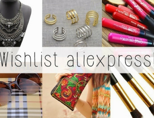 Wishlist Aliexpress