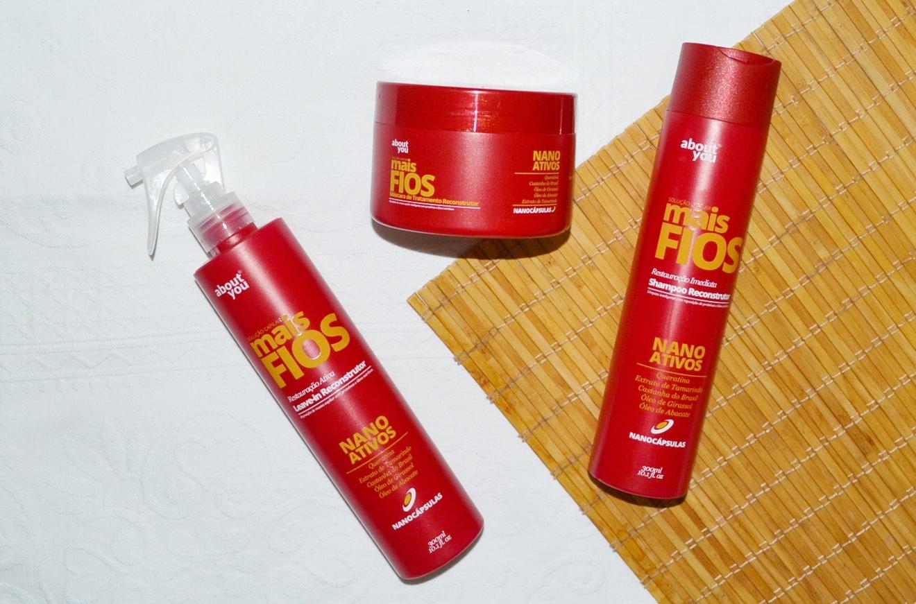 Kit para cabelos Mais Fios da About You