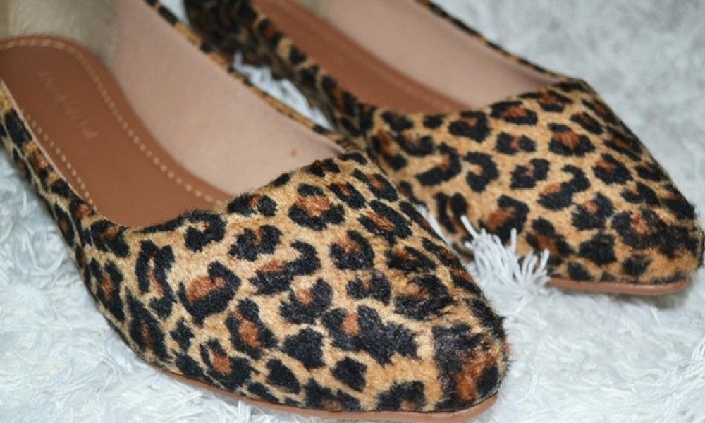 Amor em forma de sapatilha