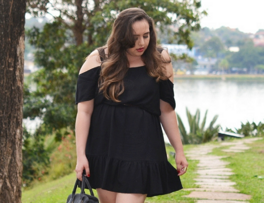 look-plus-size-com-vestido-ciganinha