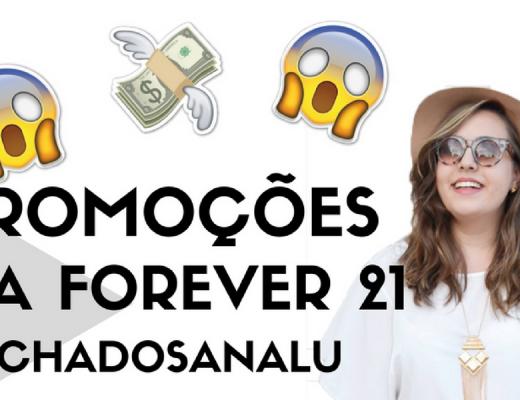 Achados na Forever 21 Plus Size