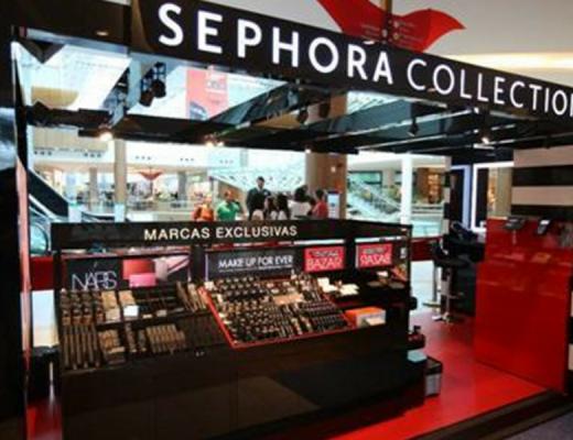 Inauguração Sephora em BH