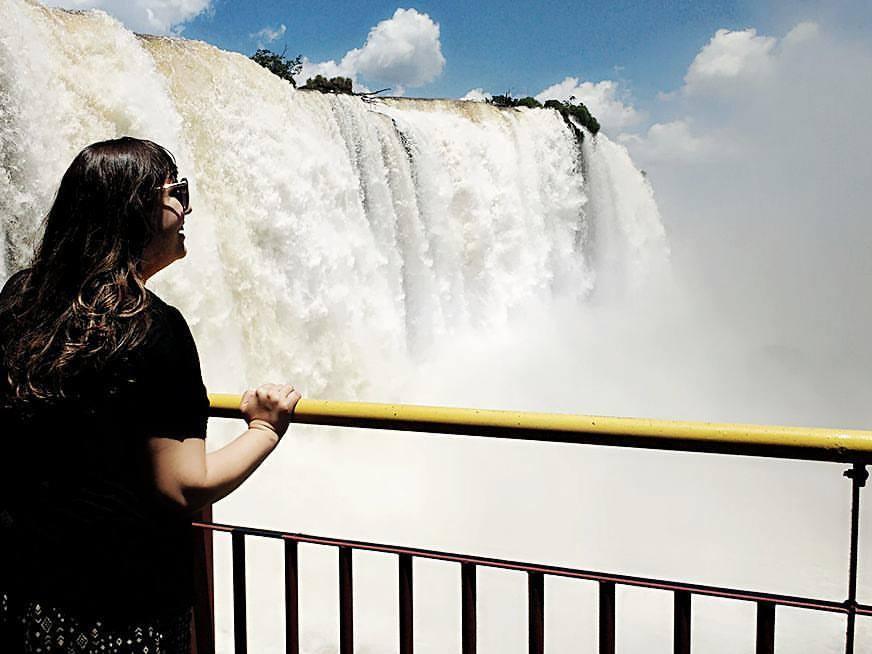 Vlog em Foz do Iguaçu