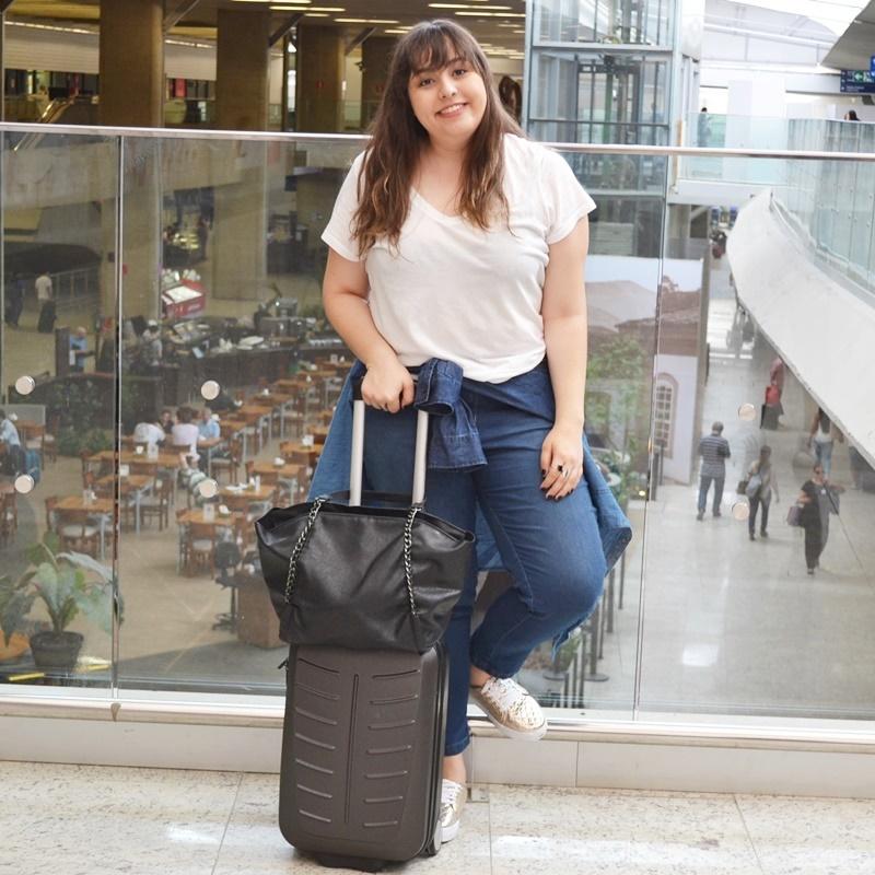 Look basico para viajar