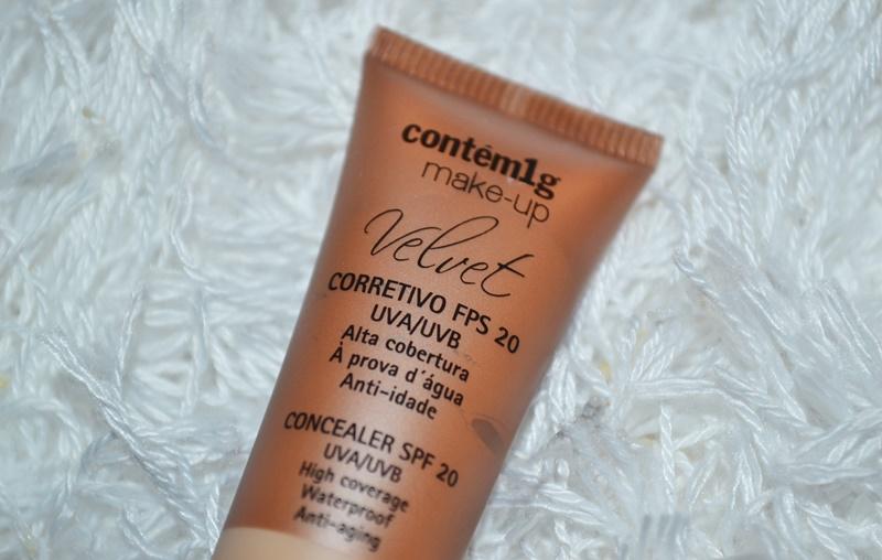 Corretivo Velvet Contém 1g makeup