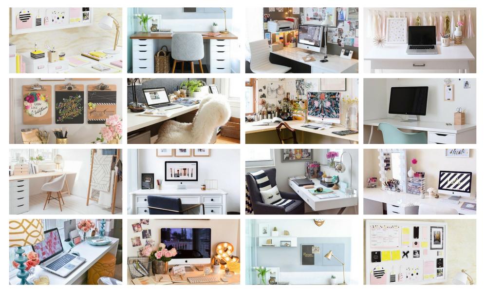 10 inspirações de decoração para home office