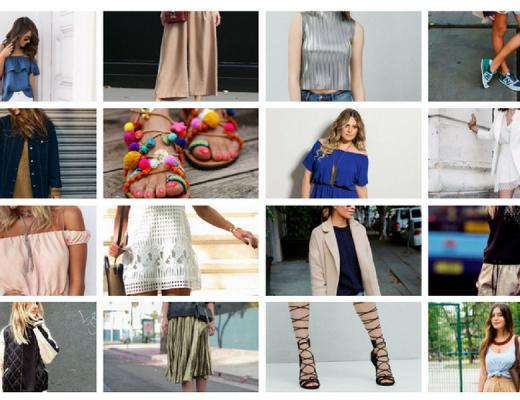 5 Tendências de moda para 2017