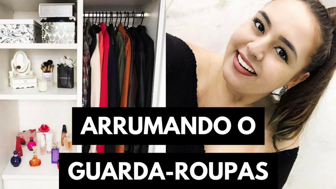 Organizando e decorando o guarda-roupa