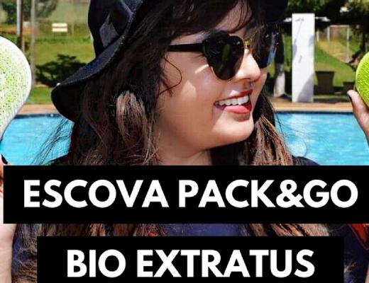 Escova Pack&Go Michel Mercier Bio Extratus