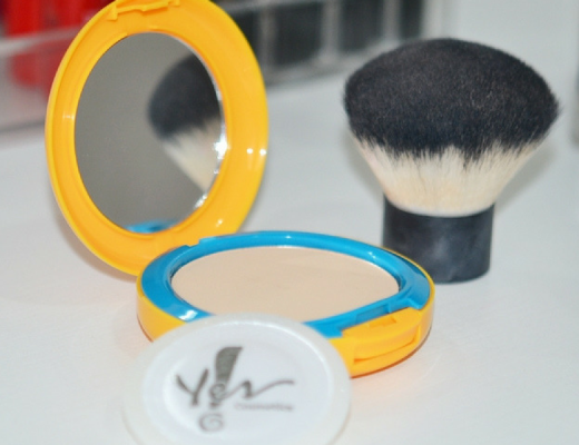 Pó Compacto Protetor Solar Yes Cosmetics