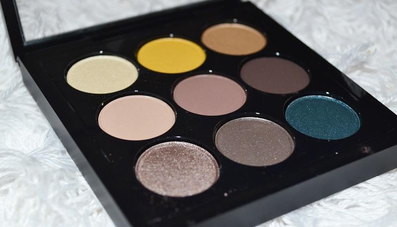 Paleta de sombras MAC Eye Shadow x 9
