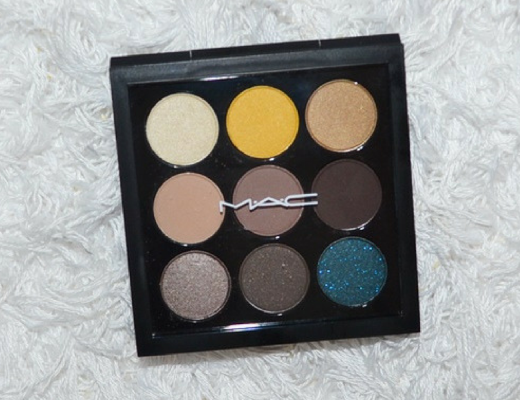 Paleta de sombras MAC Eye Shadow x 9