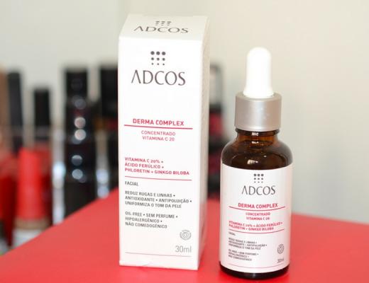 Derma Complex Concentrado Vitamina C 20 Adcos