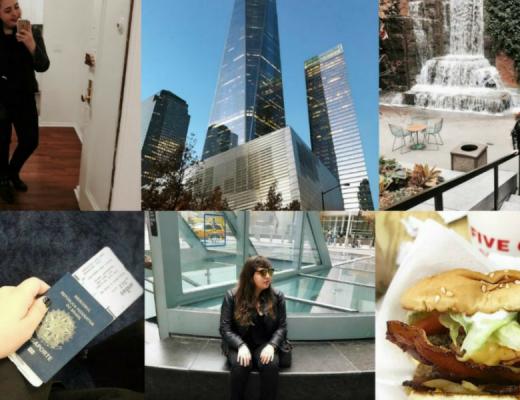Nova Iorque minha viagem dos sonhos