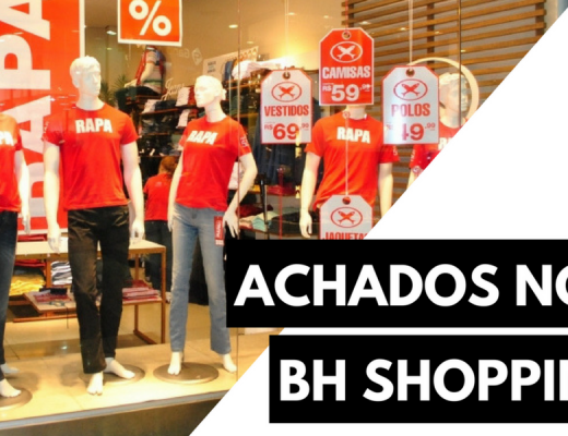 Achados no BH Shopping