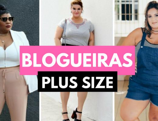 Blogueiras plus size