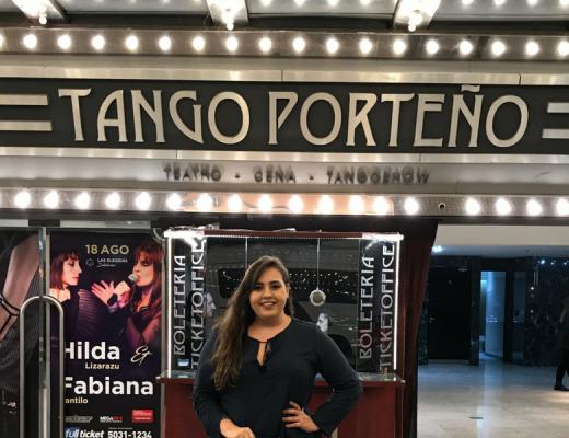 Tango Porteño Buenos Aires