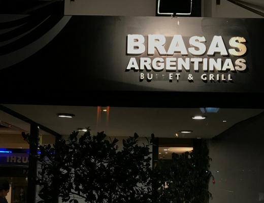 Restaurante Brasas argentinas Buenos Aires