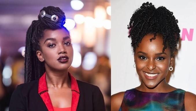 O padrão de beleza negra