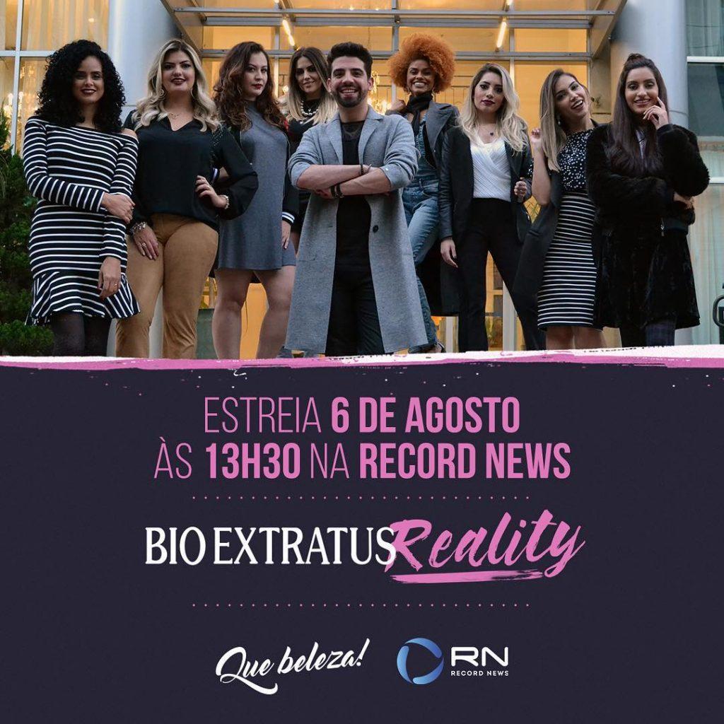 Bastidores Bio Extratus Reality