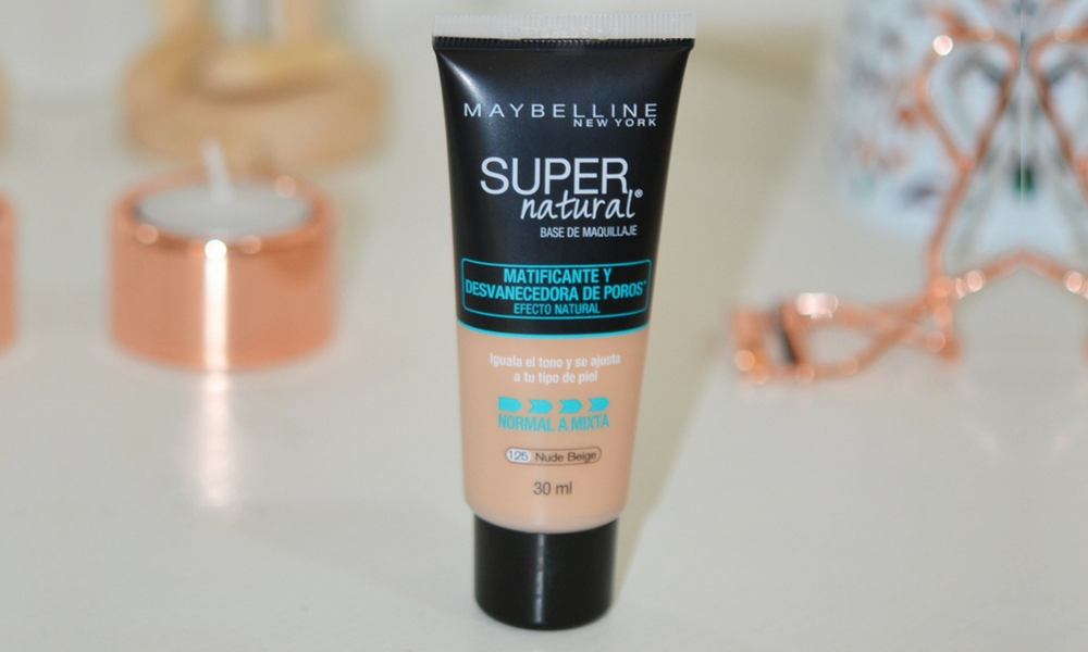 Base Supernatural Maybelline