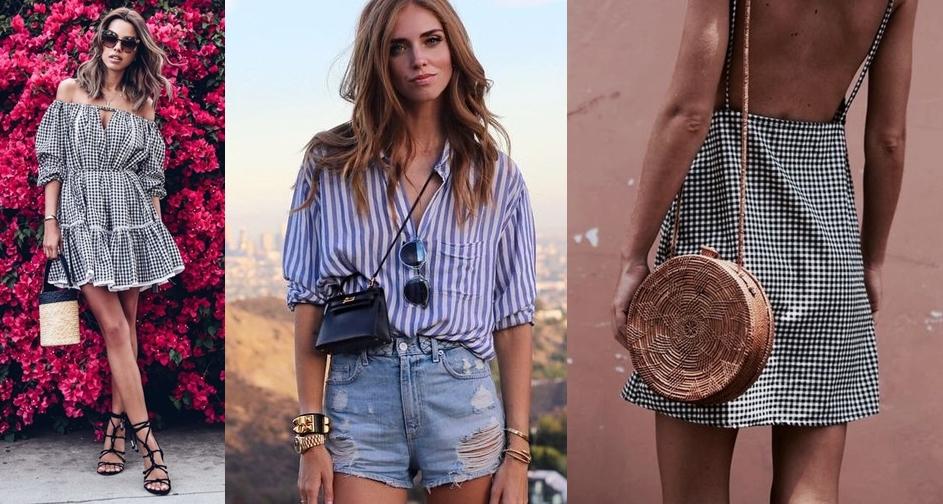 tendências de moda primavera verão 2018