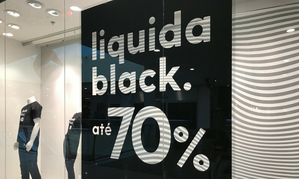 Achados Fast Fashion Black Friday