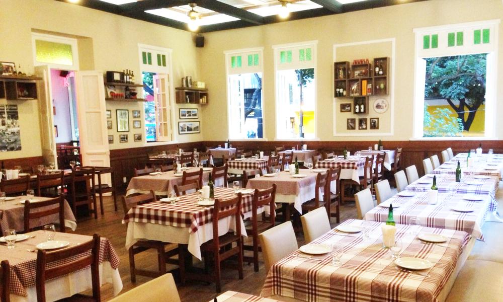 Restaurante La Traviata em BH