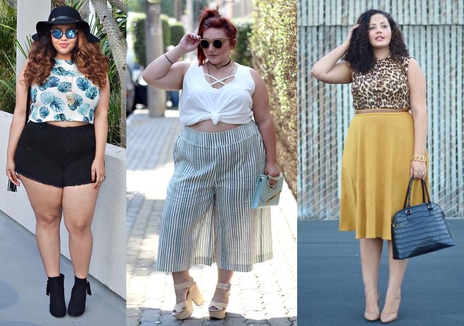 Looks plus size para você se inspirar neste verão