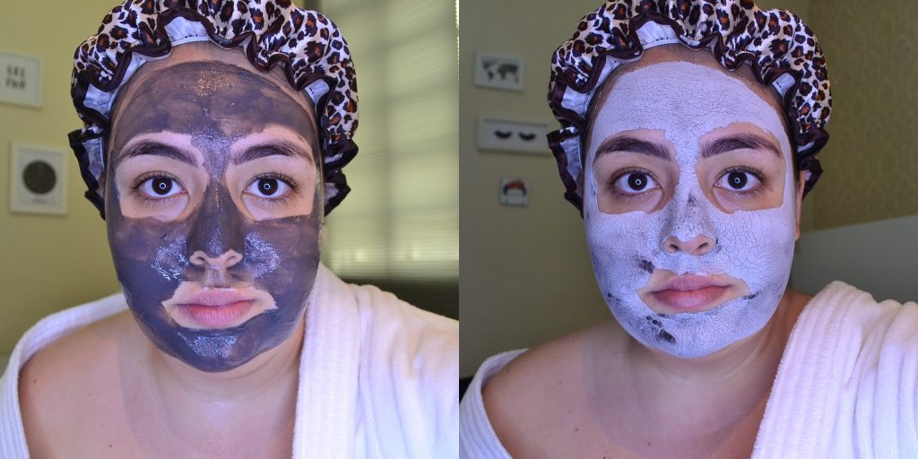 Máscara Facial Negra Avon