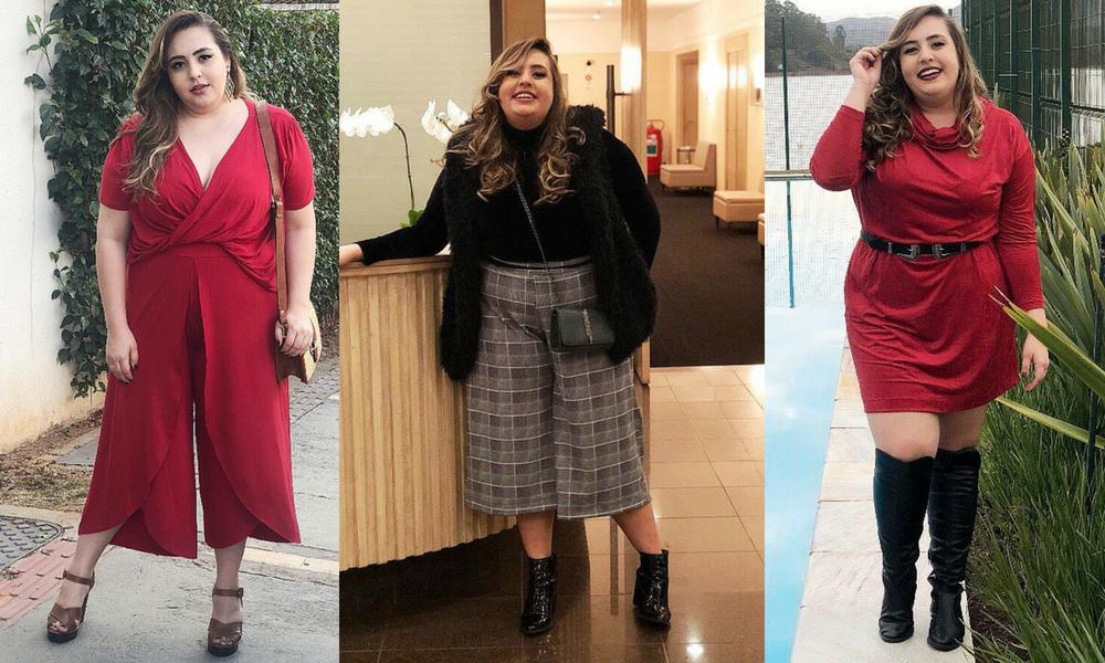 3e55437fb0 Novidades de moda plus size para o inverno - Cinderela de Mentira